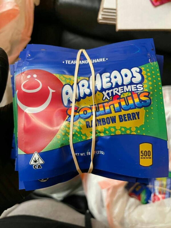 airheads extreme candy