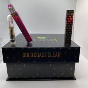gold coast clear carts