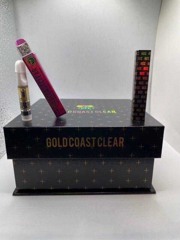 gold coast clear carts